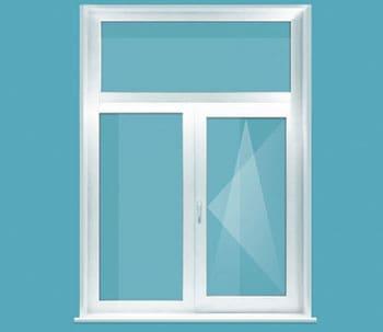 Вид окна