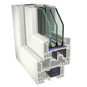 Профильная система Gealan S9000 Image