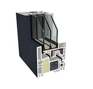 Профильная система Gealan-Kubus Image